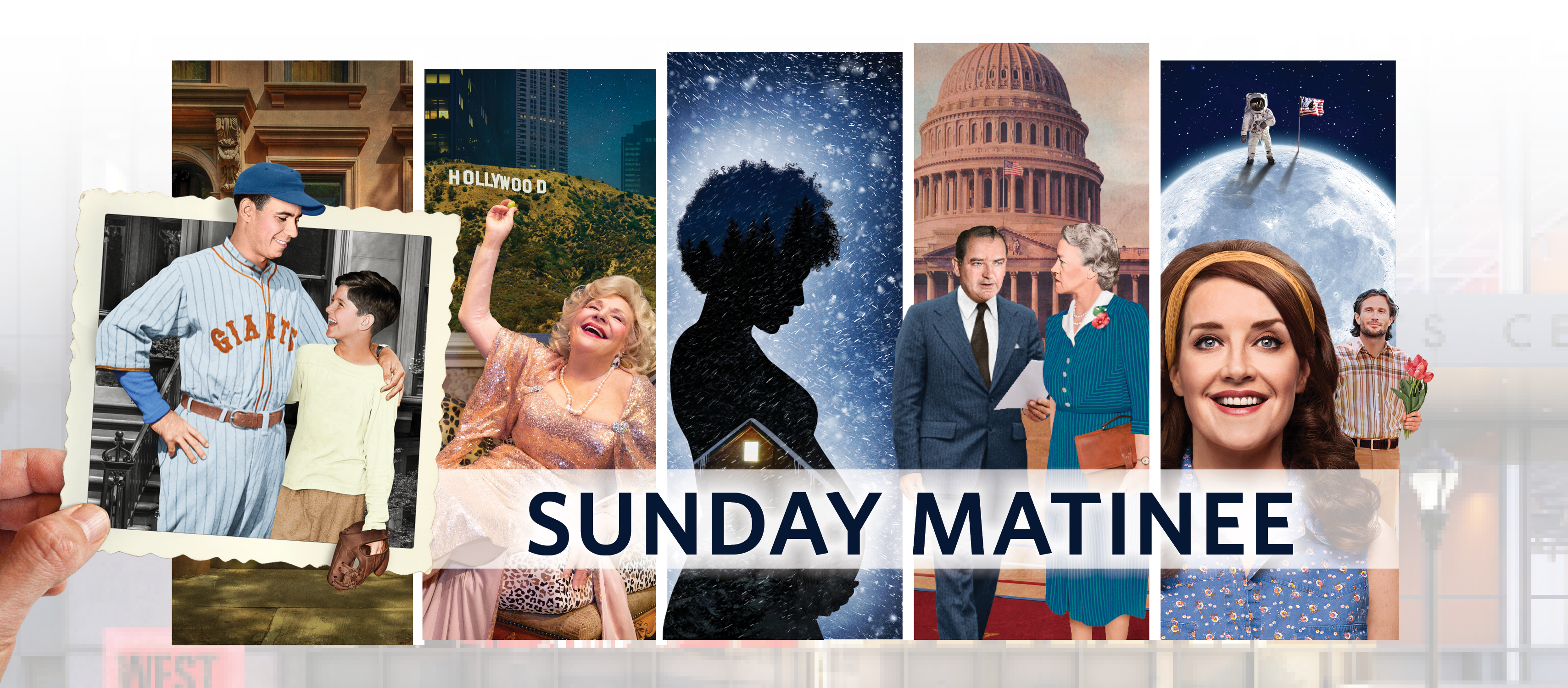 Choose Your Own 3-Play Package (Sunday Matinees)