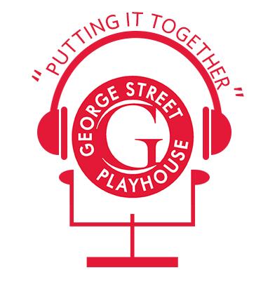 """Putting It Together"" Logo - Headphones & GSP Logo"