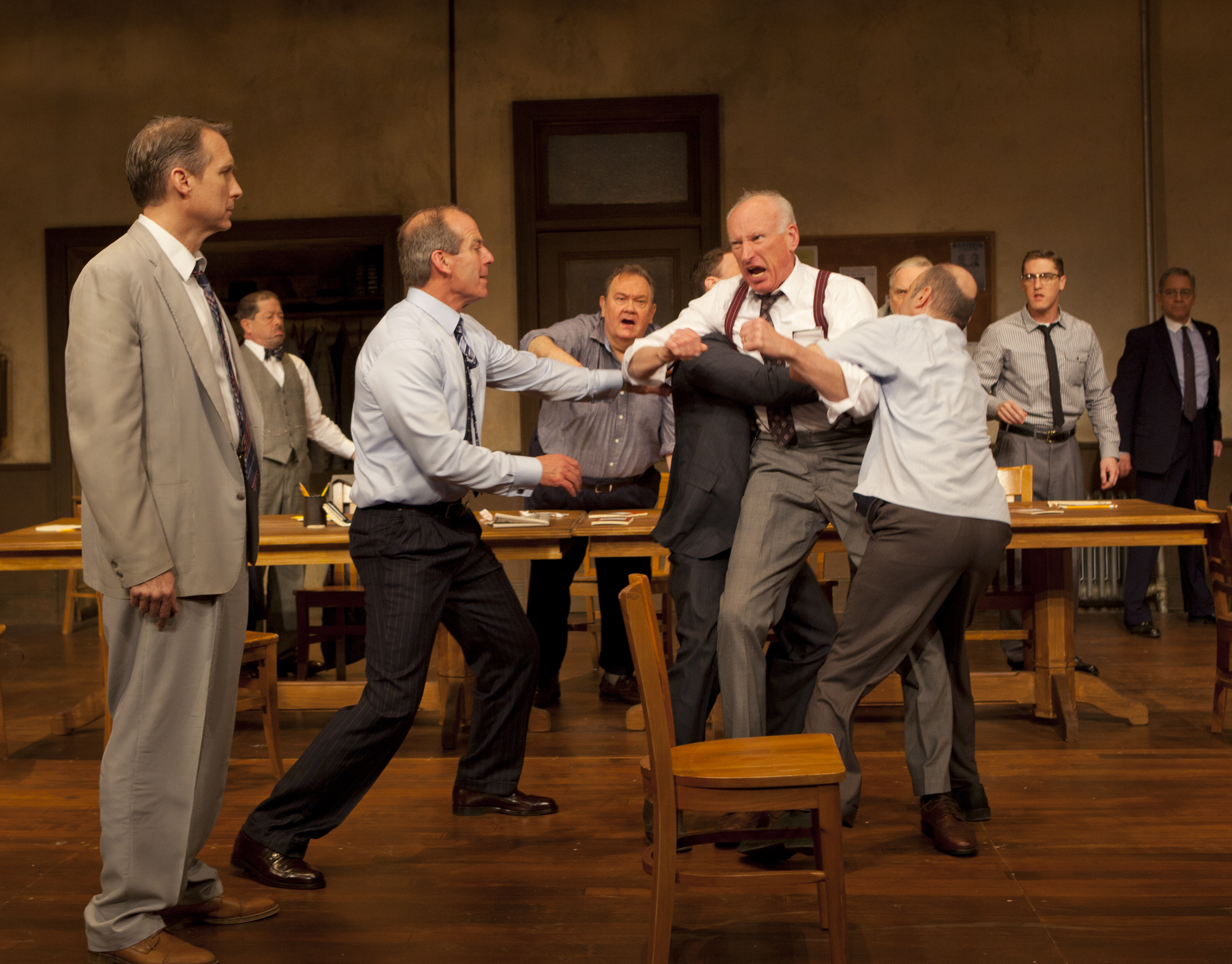 """Twelve Angry Men"" (2012)"